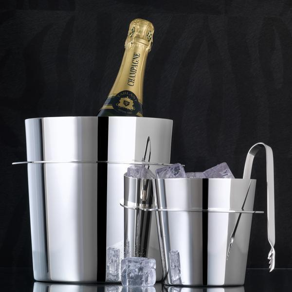 """Ercuis Champagnerkühler & Eisbehälter """"Saturne"""""""