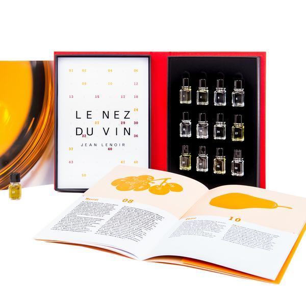 Jean Lenoir Le Nez du Vin: 12 Weißwein Aromen