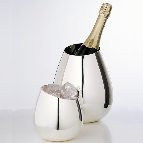 """Ercuis Champagnerkühler & Eisbehälter """"Attraction"""""""