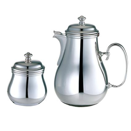 """Christofle Kaffee- und Teeservice """"Albi"""""""