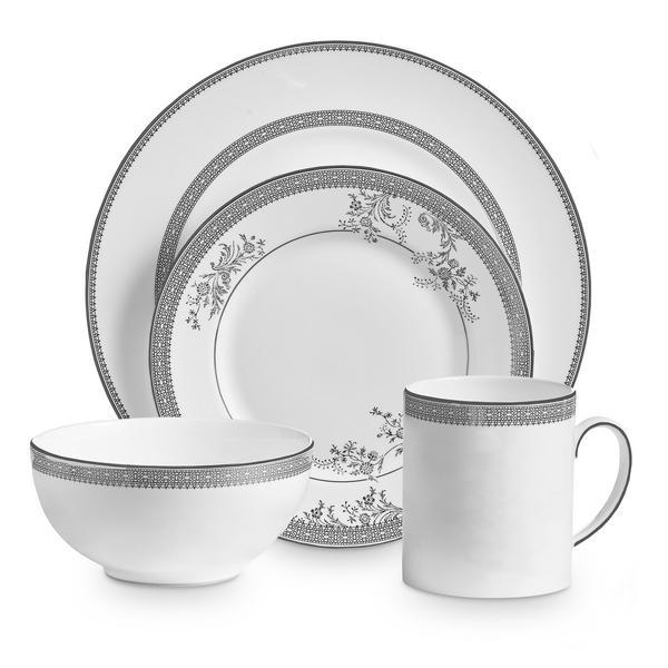 Wedgwood Vera Wang - Lace Platinum