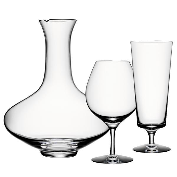 "Orrefors Gläser ""Difference"""