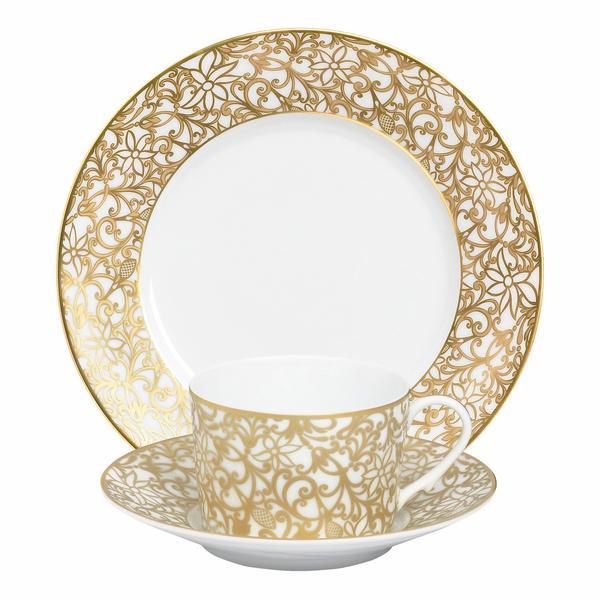 Raynaud Salamanque Gold-Weiß
