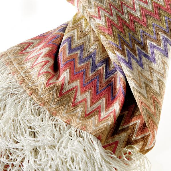 "Missoni Home Plaids & Kissen ""Margot"""