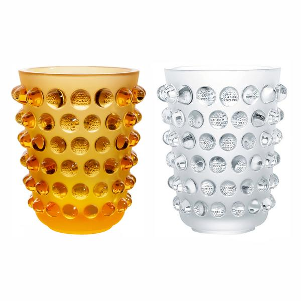 "Lalique Vasen ""Mossi"""