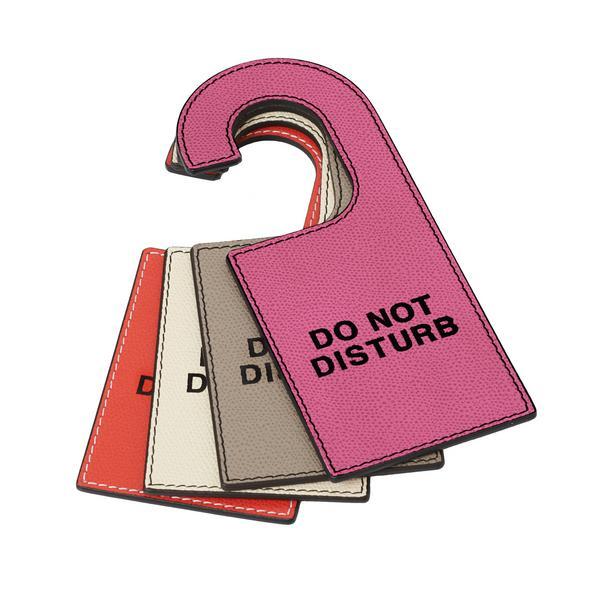 """GioBagnara Schilder """"Do Not Disturb"""""""