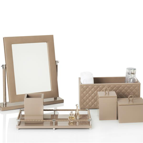 "Riviere Badaccessoires ""Vanity"", taupe"