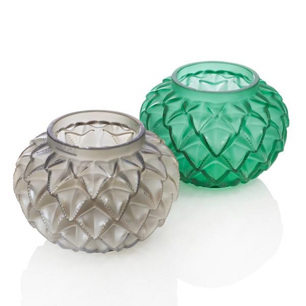 "Lalique Vasen ""Languedoc"""
