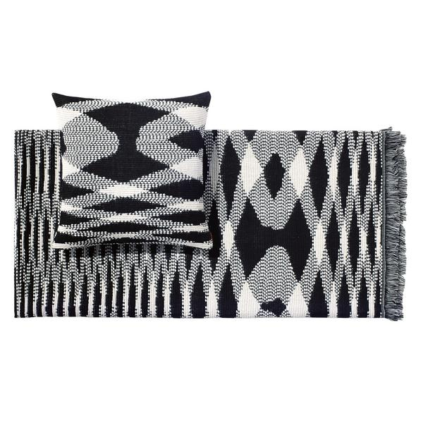 "Missoni Home Plaid & Kissen ""Sigmund"""