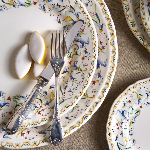 & Gien Toscana Dinnerware | Artedona.com