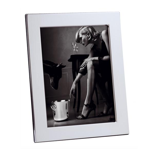 Christofle Fidelio Picture Frames Silverplated Artedona
