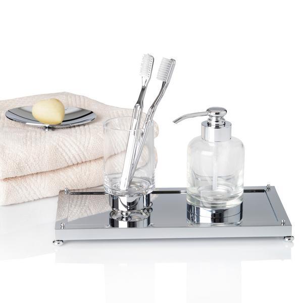Crystal Bathroom Hardware: Cristal Et Bronze Crystal Bathroom Accessories