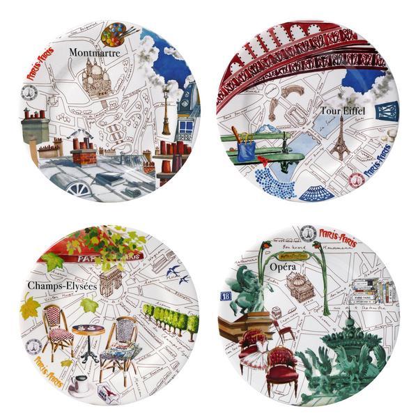 sc 1 st  Artedona & Gien Paris - Paris Dinnerware | Artedona.com