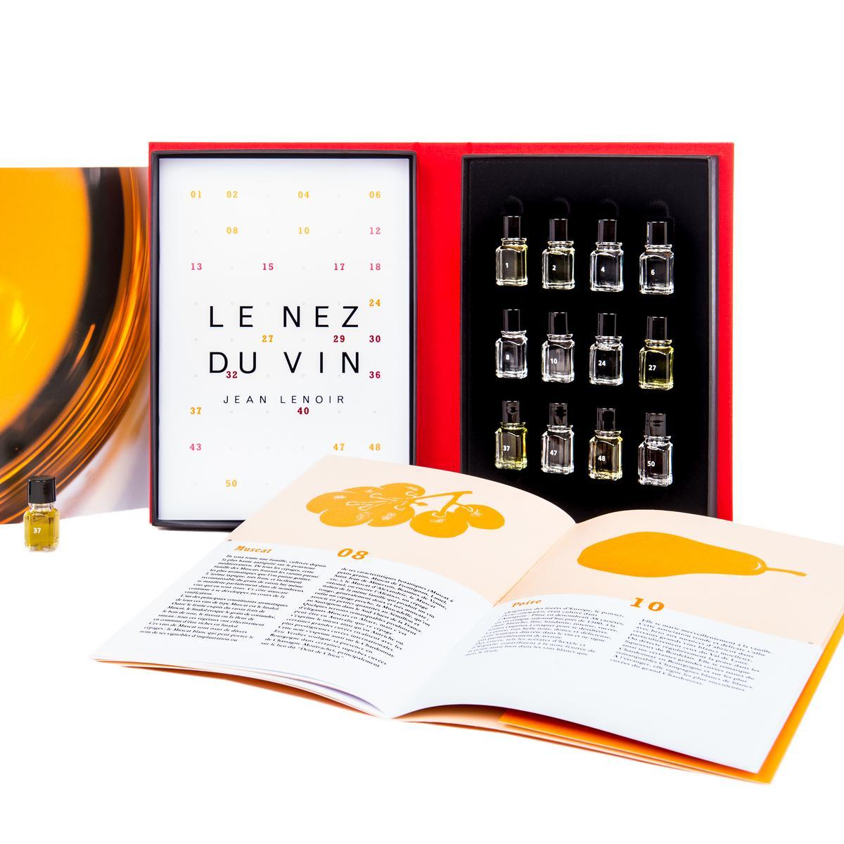 Le Nez du Vin: 12 Weißwein Aromen