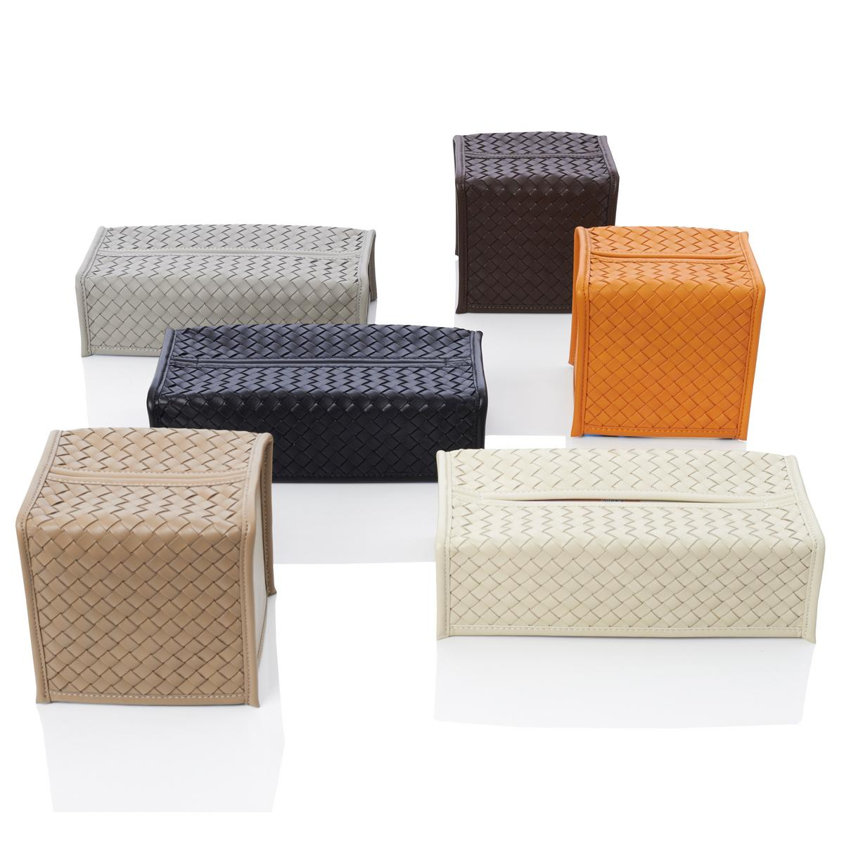 Riviere Milano Tissue Box Covers