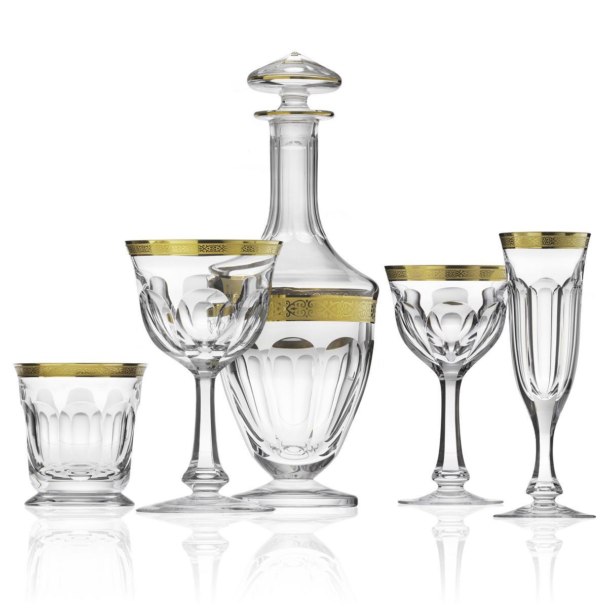 """Gläser """"Lady Hamilton Gold"""""""