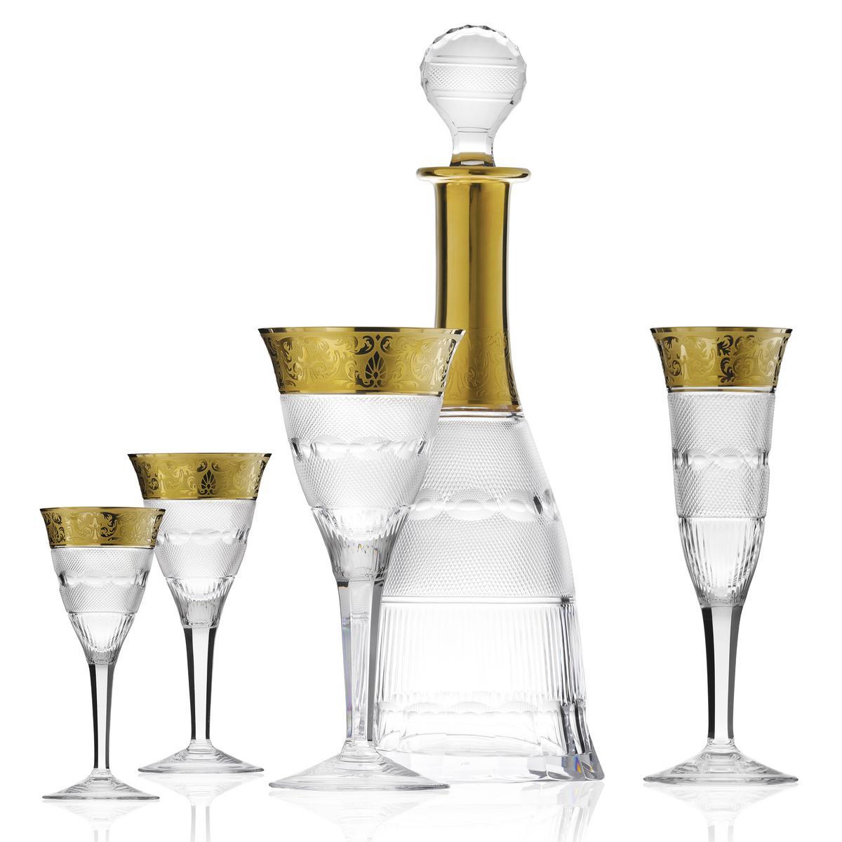 """Gläser """"Splendid Gold"""""""