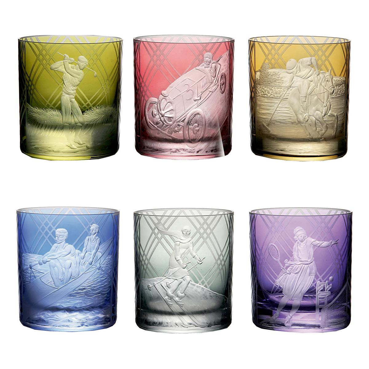 "Gläser ""Sporting Collection"""