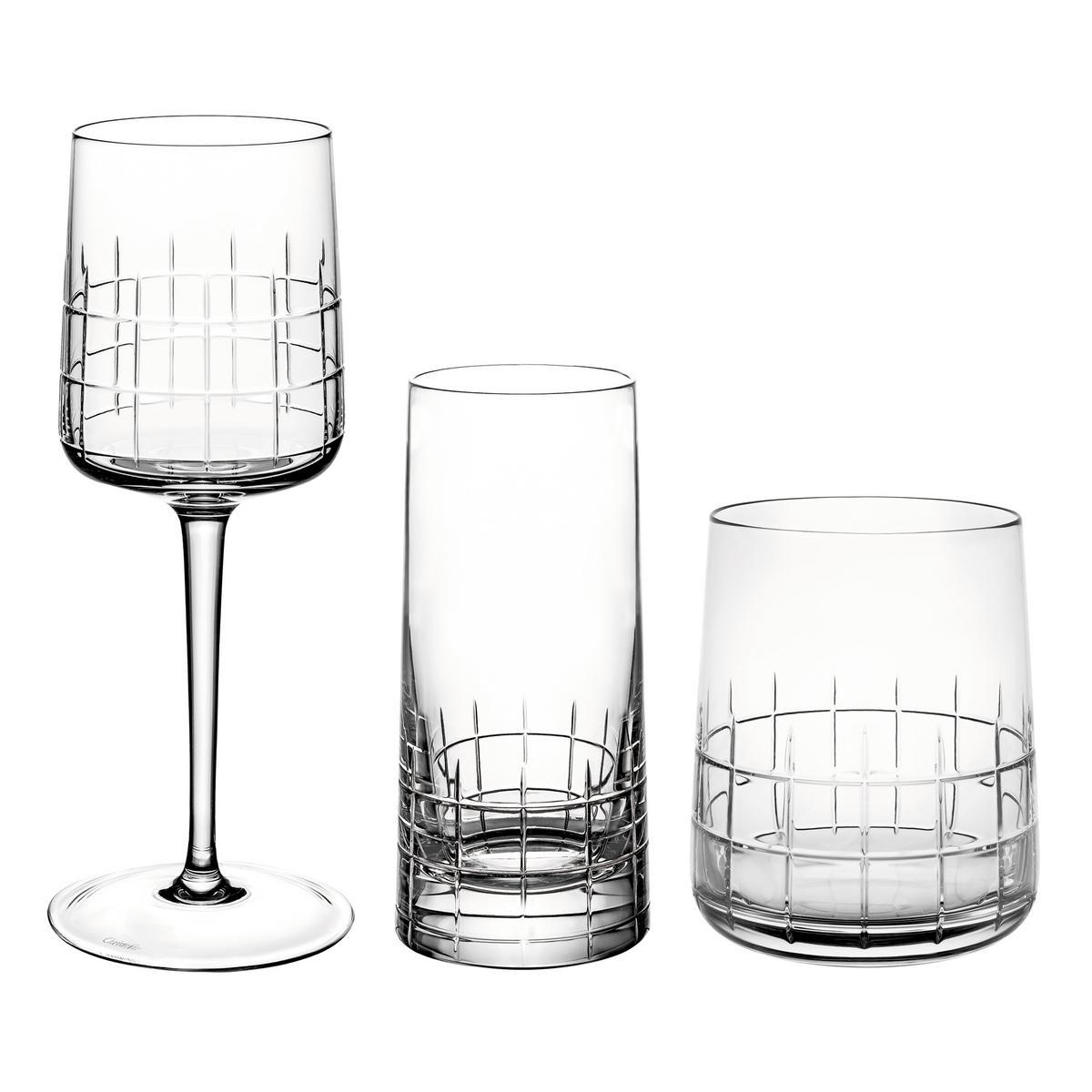 """Gläser """"Graphik"""""""