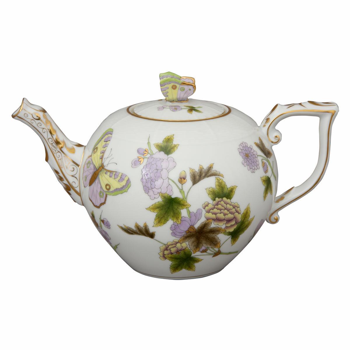 Royal Garden Teapot