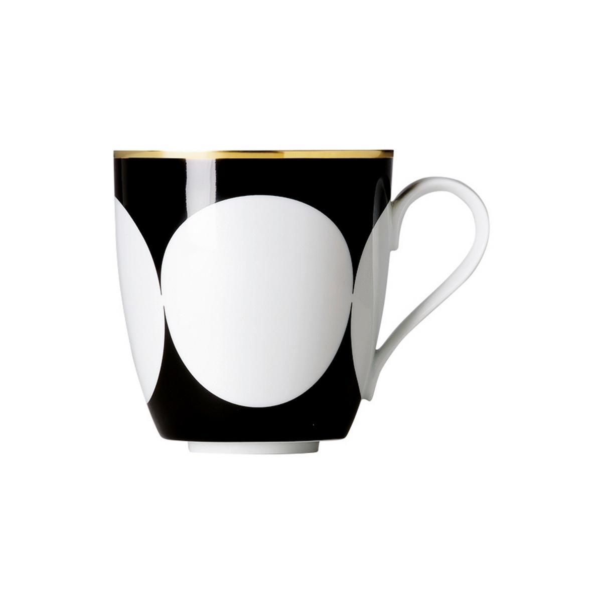 sieger by f rstenberg ca 39 d 39 oro kaffeebecher ohne unterteller coup form. Black Bedroom Furniture Sets. Home Design Ideas