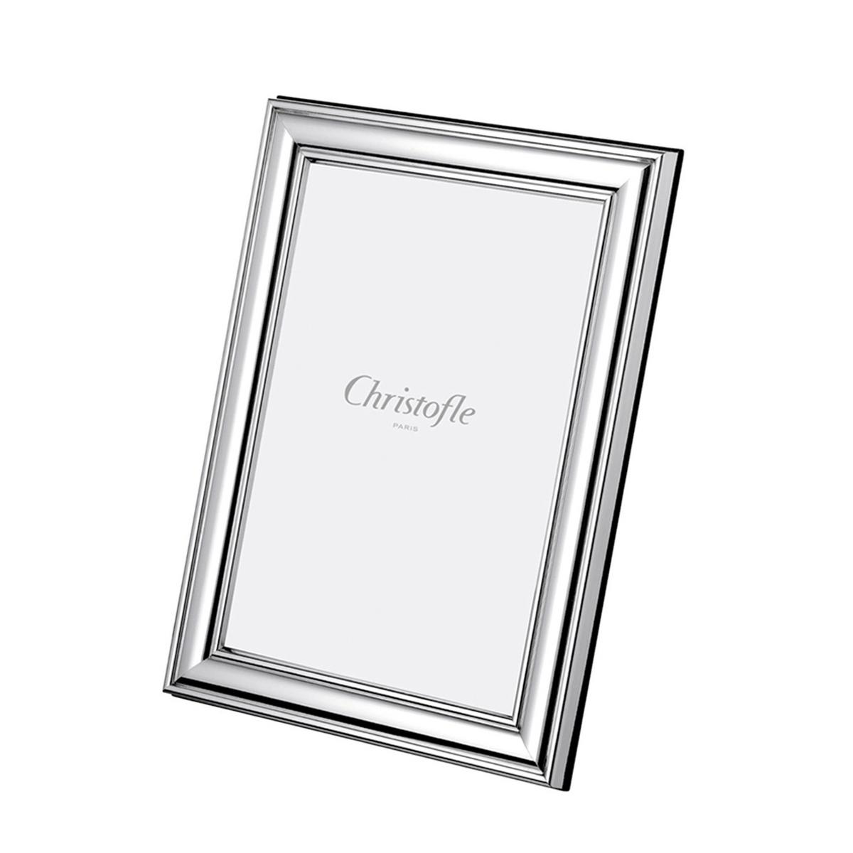 Christofle Albi Sterling Silver Picture Frame Photo Size 10 X 15 Cm
