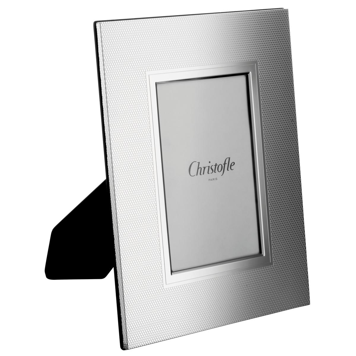 Christofle Madison 6 picture frame, silverplated, photo size 13 x 18 ...