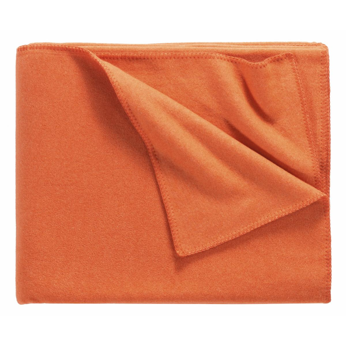 eagle products tony fleece blanket orange. Black Bedroom Furniture Sets. Home Design Ideas