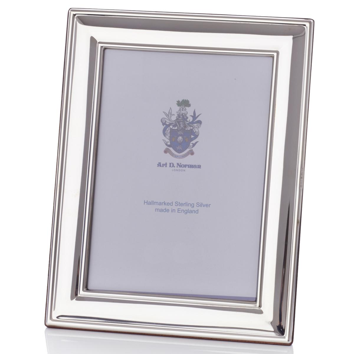 Classic Sterling silver picture frame, approx. 20 x 25 cm (8\'\' x 10 ...