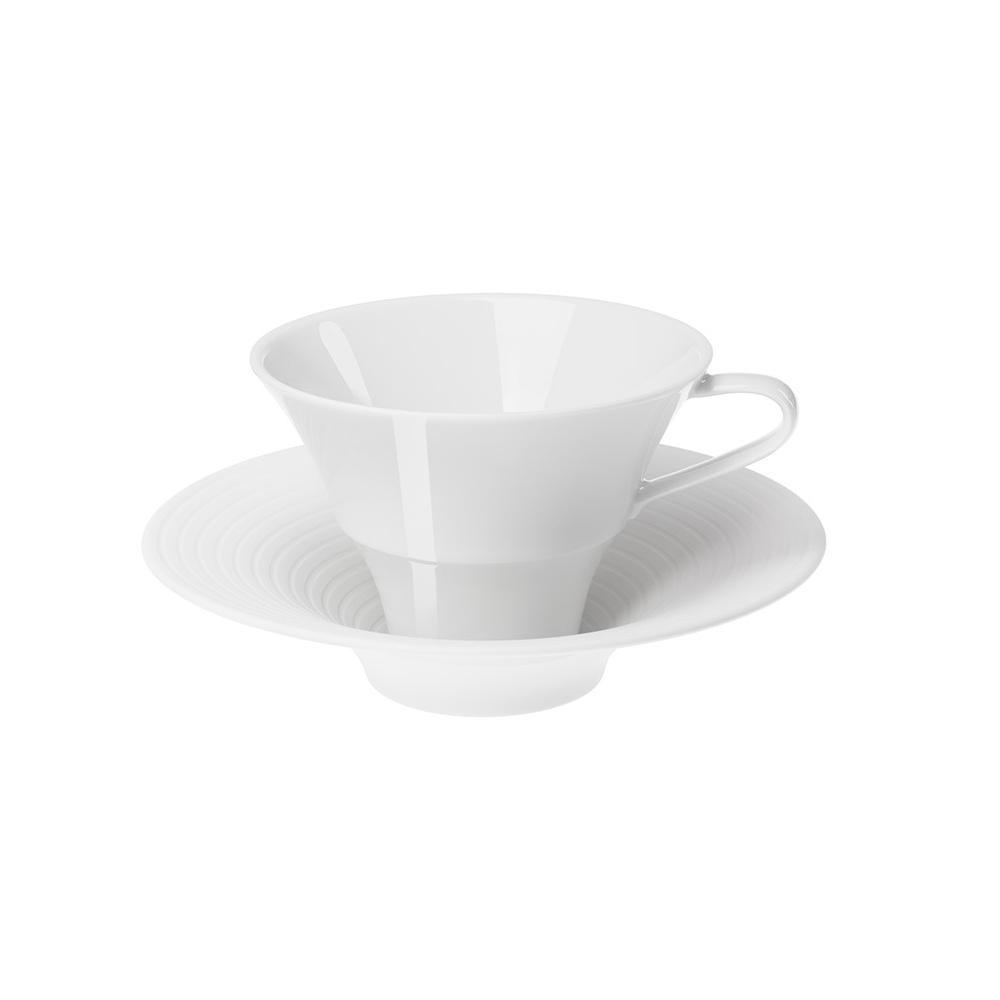 hering berlin pulse kaffee teetasse mit unterteller. Black Bedroom Furniture Sets. Home Design Ideas