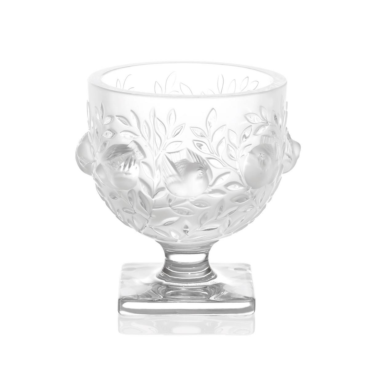 Lalique elisabeth vase for Lalique vase