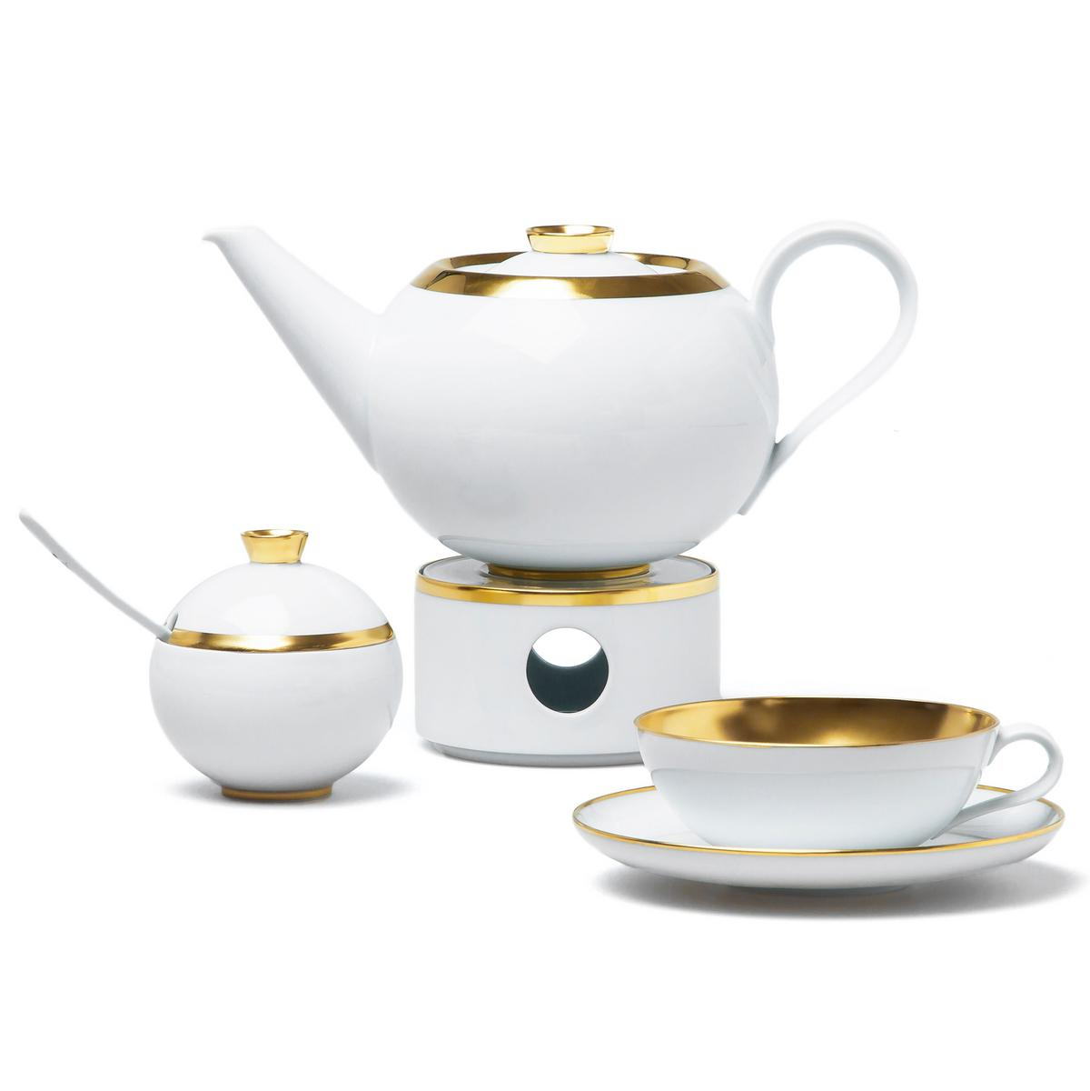 sieger by f rstenberg treasure gold dinnerware. Black Bedroom Furniture Sets. Home Design Ideas