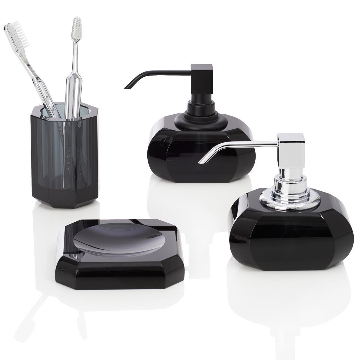 Decor Walther Bathroom Accessories.Decor Walther Crystal Bathroom Accessories Anthracite Artedona Com