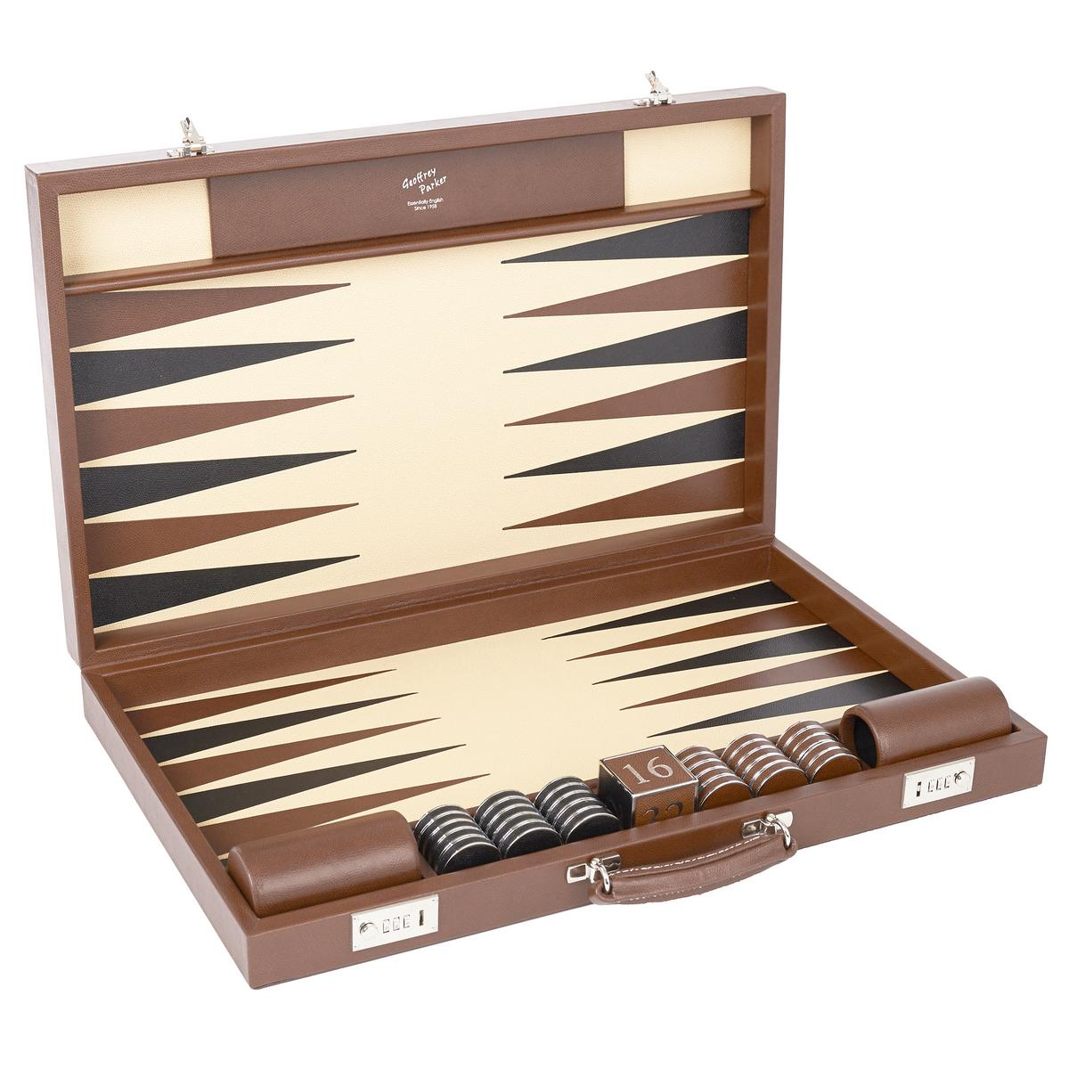 wie geht backgammon
