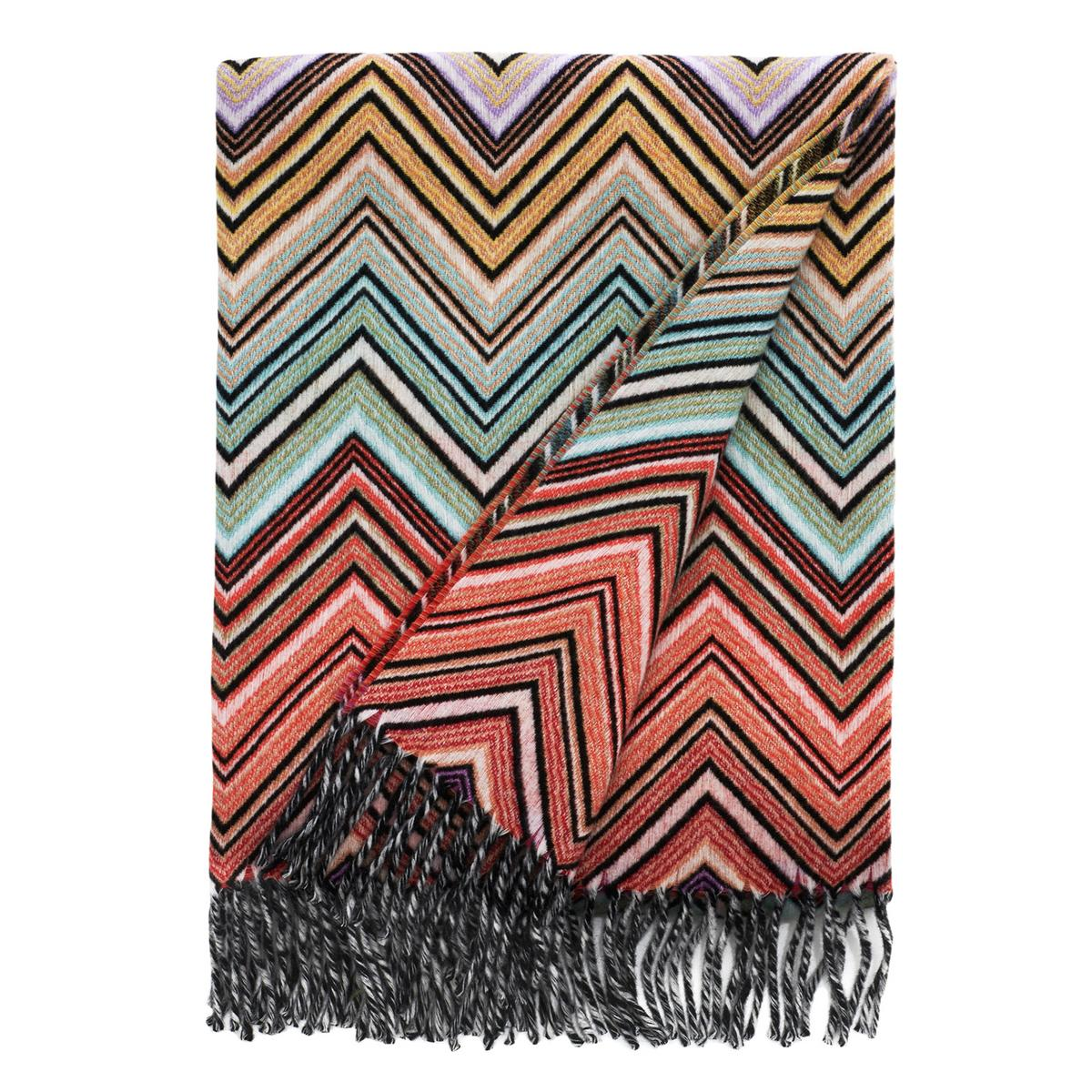 missoni home perseo blankets. Black Bedroom Furniture Sets. Home Design Ideas