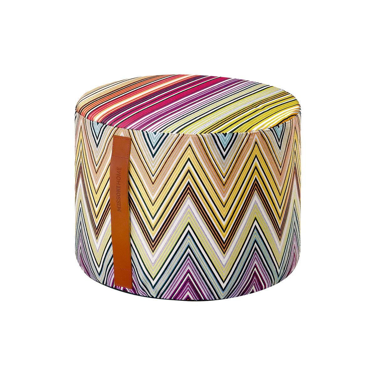 missoni home kew pouf floor cushion. Black Bedroom Furniture Sets. Home Design Ideas