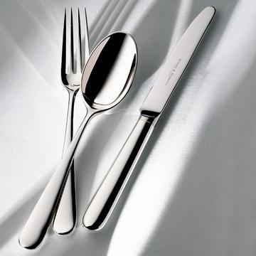 """""""Dante"""" cutlery, sterling silver"""
