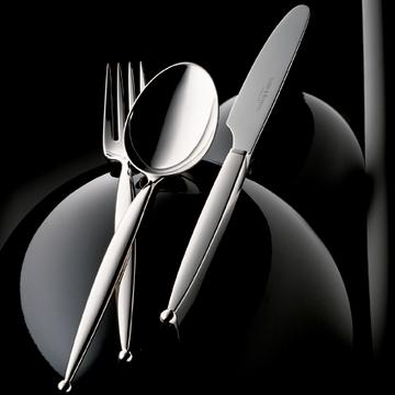 """Gio"" cutlery, sterling silver"