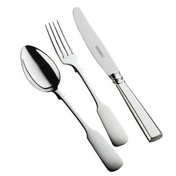 """Fiddle"" silver cutlery"