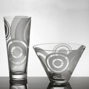 """Vase & Schale """"Saturn"""""""
