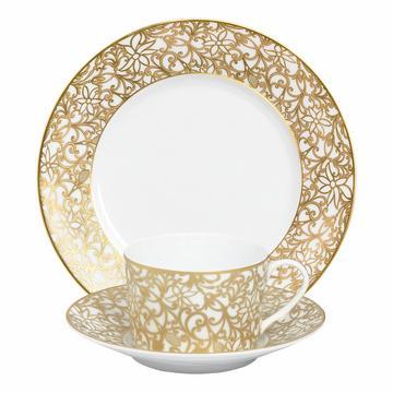 Salamanque Gold-Weiß