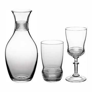 """Gläser """"Samira"""" mit Diamantschliff"""