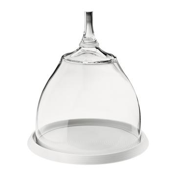 """Hering Berlin"" cloche with tray"