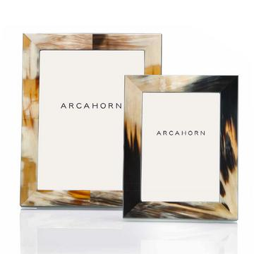 """""""Ancona"""" horn picture frames"""