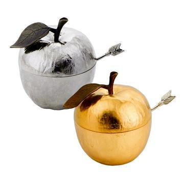 """Honigdosen """"Apple"""" mit Löffel"""
