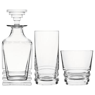 """Oxymore"" bar glasses"