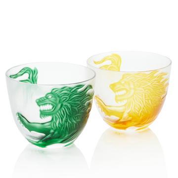 """""""Lion"""" bowls"""