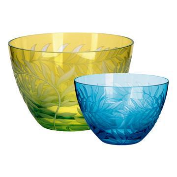"""Feuilles"" bowls"