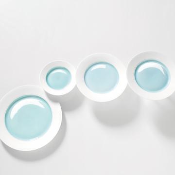 """""""Lotos Aqua"""" plates"""