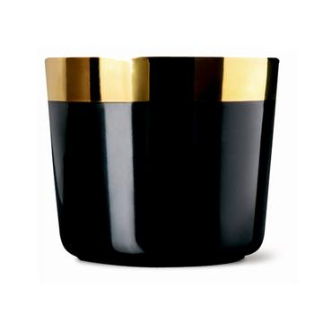 """Becher """"Sip of Gold Noir"""", Plain"""